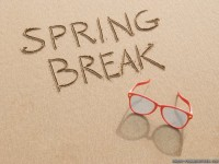 We want to hear your spring break stories
